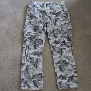 Levi Strauss & Co. Camo Cargo Pants